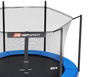 Siatka wewnętrzna w trampolinie Hop-Sport