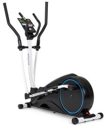 Crosstrainer Elitum MX1000 Elliptical Heimtrainer Ellipsentrainer mit Smartphone Steuerung Bluetooth 4.0 + Google Street View Schwarz