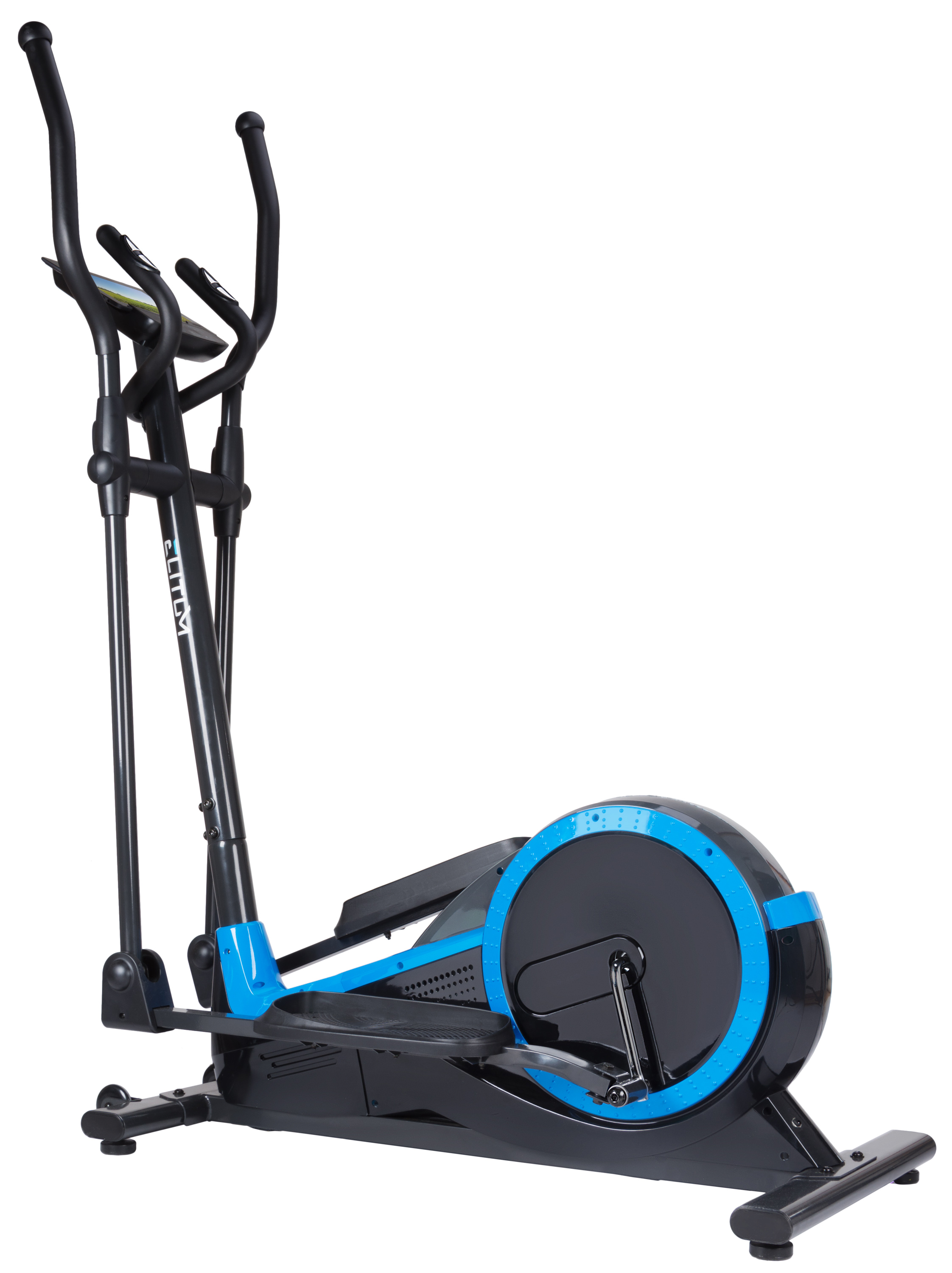 Ausdauertraining Ellipsentrainer Buzz von Hop-Sport Crosstrainer Stepper Elliptical Heimtrainer Fitness & Jogging