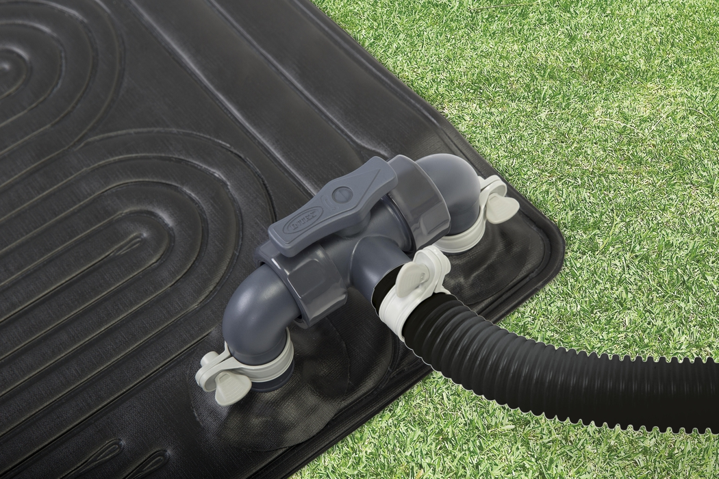 Intex Solarmatte 120x120 cm Solarkollektor Solarheizung Poolheizung ...