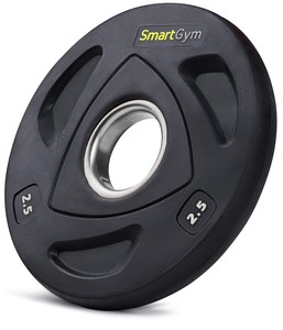 SmartGym 2,5 kg Olympia Hantelscheibe