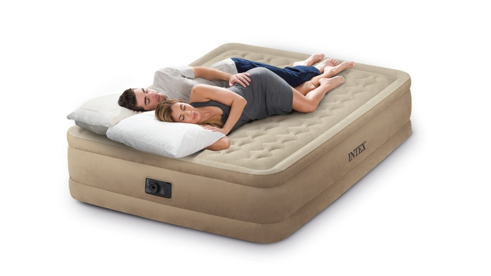 Intex ULTRA PLUSH Luftbett 64458 Dura-Beam mit elektrischer Pumpe - 7