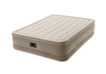 Intex ULTRA PLUSH Luftbett 64458 Dura-Beam mit elektrischer Pumpe