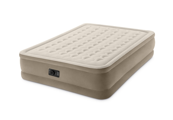 Intex ULTRA PLUSH Luftbett 64458 Dura-Beam mit elektrischer Pumpe - 1