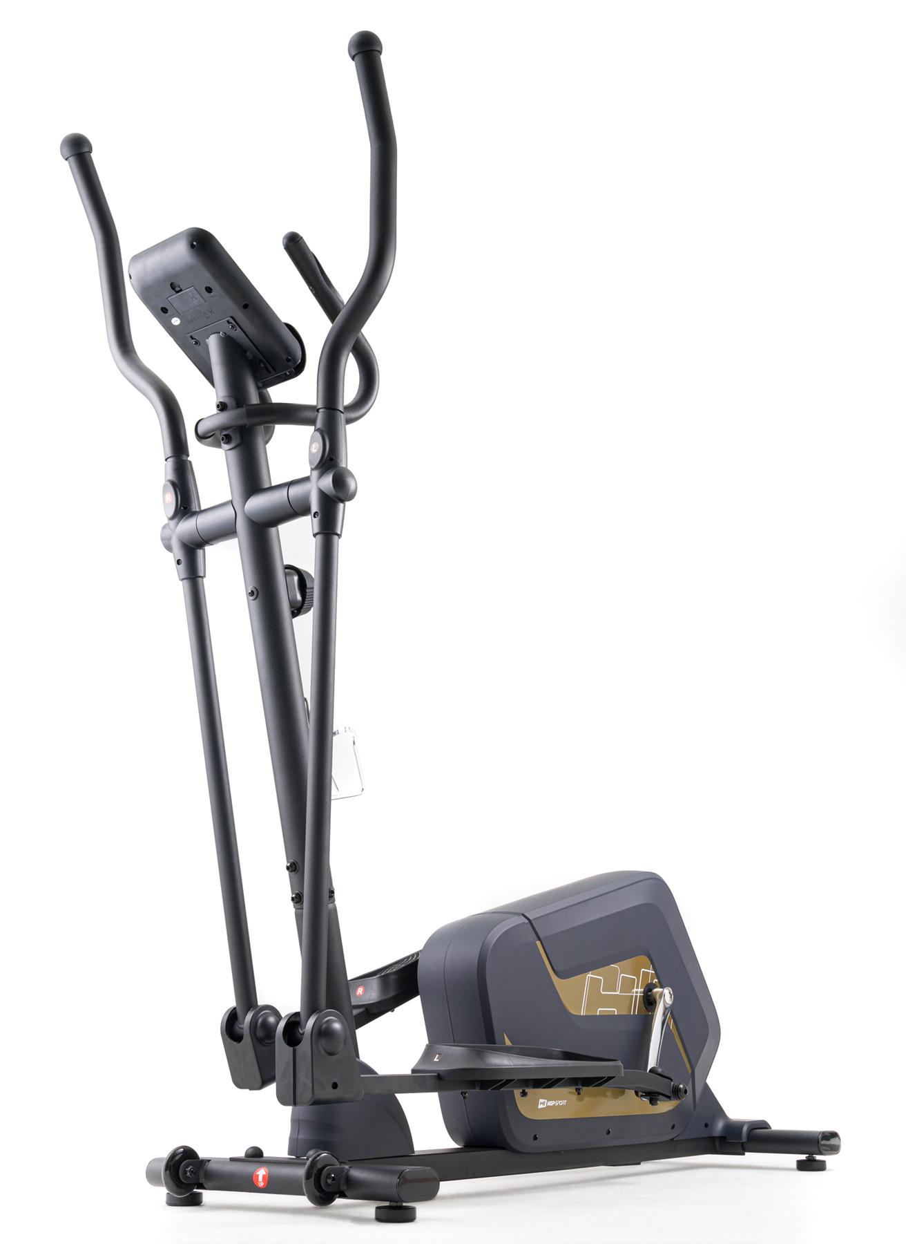 vidaXL Crosstrainer mit Pulsmessung Programmierbar Ellipsentrainer Heimtrainer
