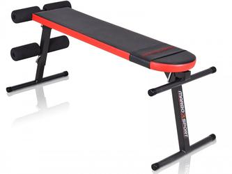 MARBO SPORT Variable Trainingsbank MH-L104 Sit up Bank Hantelbank Bauchtrainer
