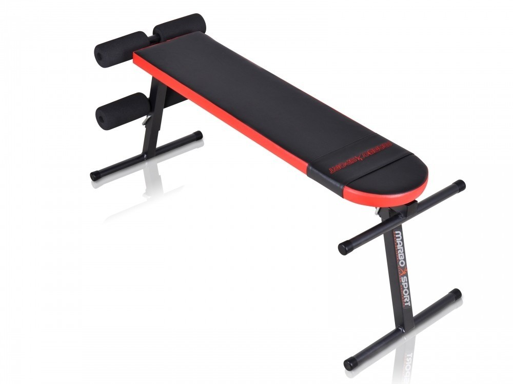 Marbo Variable Trainingsbank Sit up Bank Hantelbank Bauchtrainer MH-L104