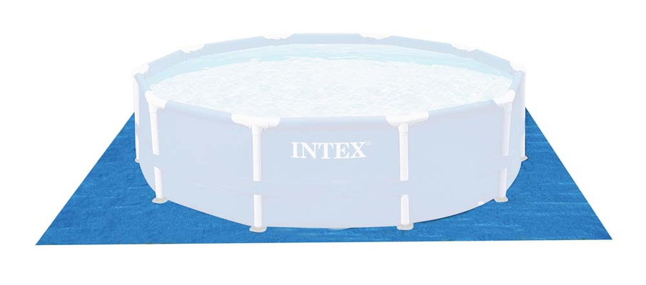 Swimming Pool 28234 Intex Metal Frame 457 x 107 cm mit Pumpe  - 13