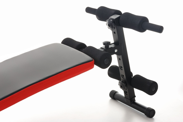 Hop-Sport Sit up Bank HS-1012 Trainingsbank Bauchtrainer - 5