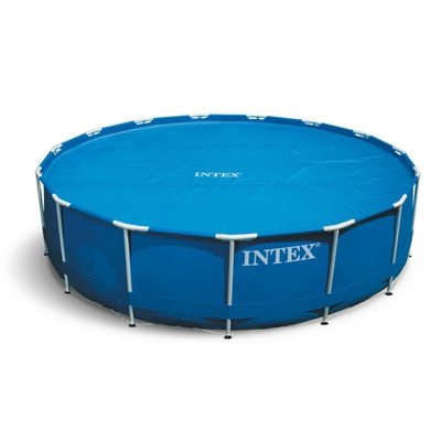 Intex 29021 Solarabdeckplane Ø 305 cm für Easy Set und Frame Pools  - 5