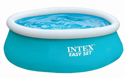 Intex Swimming Pool 28101 Easy Set Schwimmbecken 183 x 51 cm